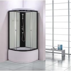 Душевая кабина Водный мир 810 (80*80*215) прозрачное стекло