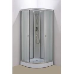 Душевая кабина Водный мир 885 (90*90*215) Матовое стекло
