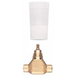 Встраиваемая часть вентиля GROHE для пайки Ø22 мм латунь (29804000)