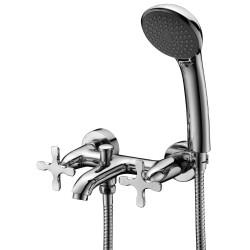 Смеситель для ванны Lemark Duetto LM5712C